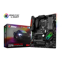 MSI - Carte mère Z270 GAMING PRO CARBON Socket 1151 - Chipset Z270 Kabylake