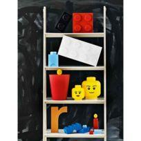 Room Copenhagen - Brique Rangement Empilable 2 plots Lego® Jaune