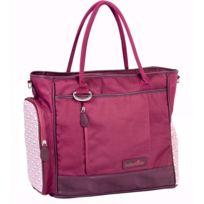 BabyMoov - Sac à Langer Essential Bag Cherry