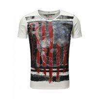 Trueprodigy - Tee shirt Blanc 129 Blanc