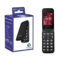 Sans - Téléphone Portable Logicom L248 Dual Sim - Mobile Bouygues Telecom - 053