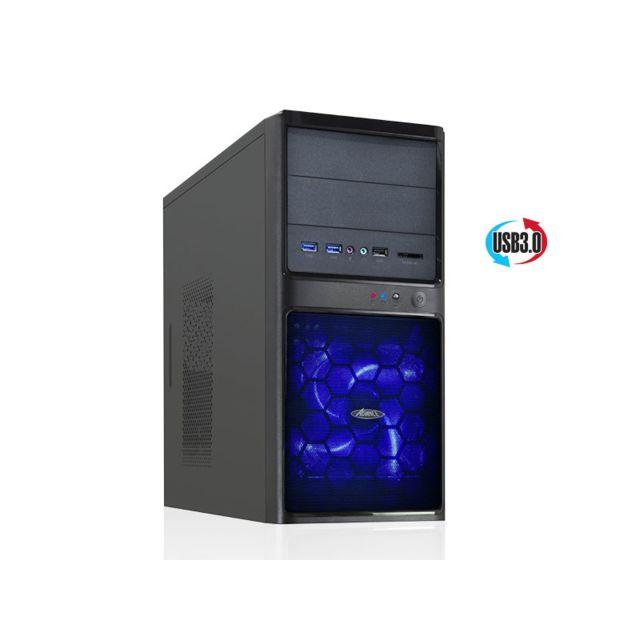 ADVANCE Boitier PC Micro-ATX Reflex - 480W