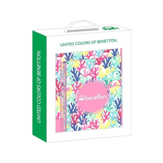 SAFTA - Coffret cadeau Benetton Coralli