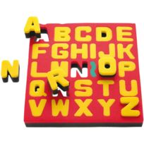 Henbea - lettre eponge majuscule - lot de 26
