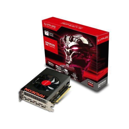 R9 NANO 4G PCI-E LITE - Reconditionné