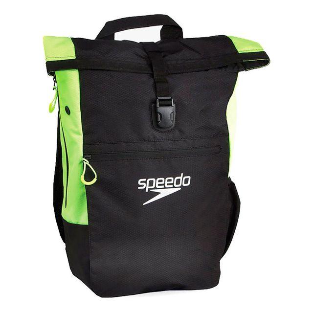 Speedo - Sac de natation Team Rucksack Iii 30 L noir jaune Multicolour - pas  cher Achat   Vente Sacs de piscine - RueDuCommerce dc8513fccbd8