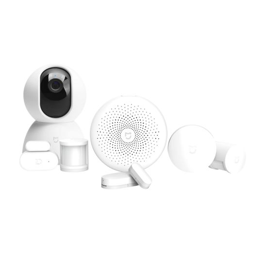 Pack Home Kit 360 - BUNDLEMISENSCAM - Blanc