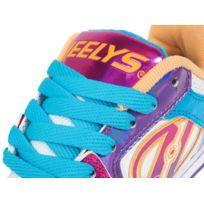 f0bb29c1a1aa1 Heelys - Chaussures à roulettes Motion plus fushia white Rose 11296. Plus  que 2 articles