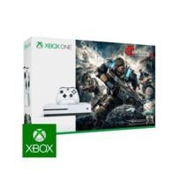 Microsoft - Xbox One + Gears Of War 4 234-00038 1 Tb 2 pcs