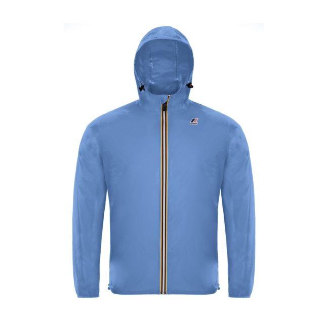 Vrai Le 0 Vent Blouson Claude Blue Homme Rueducommerce 3 Kway Azure Cher Bleu Achat Coupe K Vente Way Pas q5XS5I8w