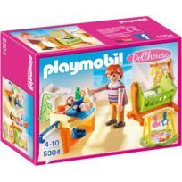 PLAYMOBIL - Chambre de bébé - 5304