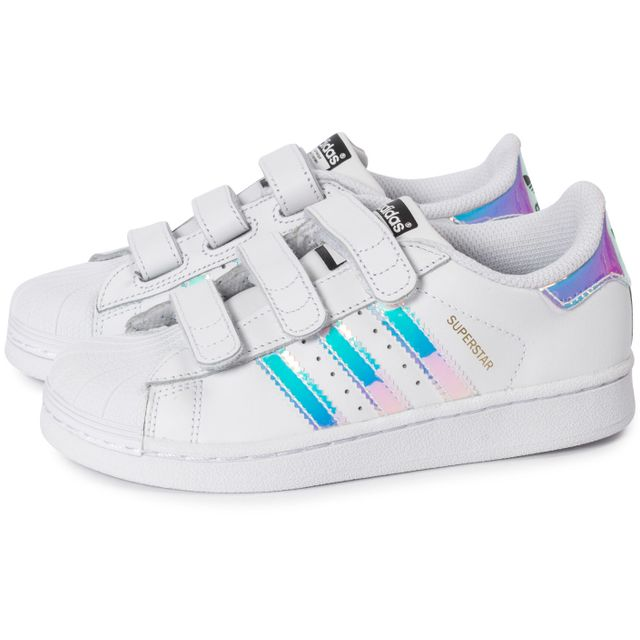Adidas originals - Superstar Irisée Enfant