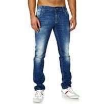Rerock - Jeans fashion homme 3208 Jeans bleu