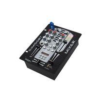 IBIZA - DJM510USB-BT Table de mixage 5 pistes USB BT MIC