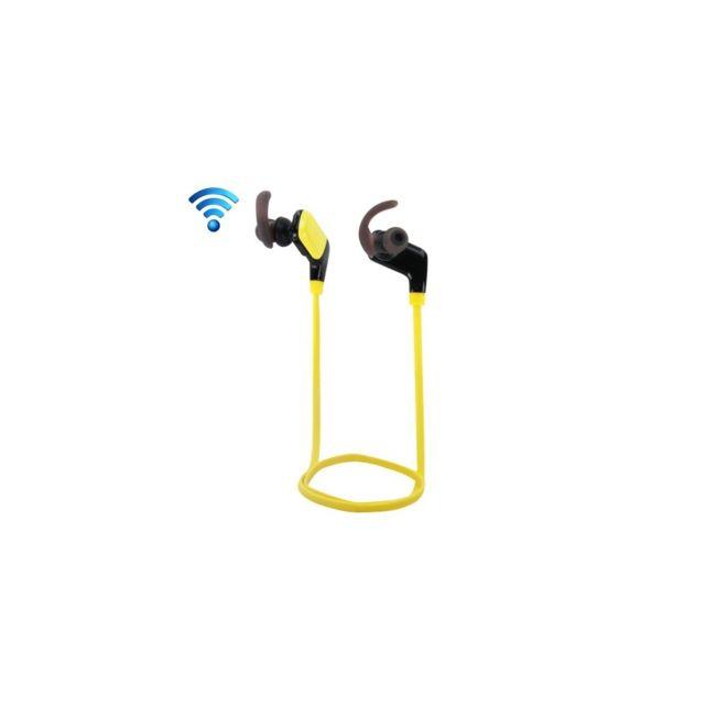 Auto-hightech - écouteur sans fil Bluetooth avec micro intégré , pour les périphériques Bluetooth iPhone, Samsung, Htc, Sony, Lg, Huawei ou pér