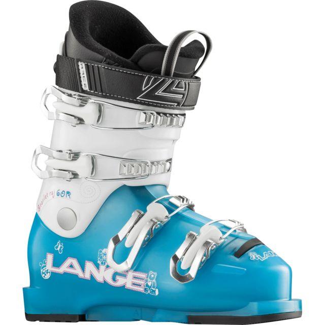 Lange Chaussures De Ski Starlet 60 Rtl Bleu pas cher