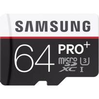 Samsung - Carte Micro SDXC 64 Go