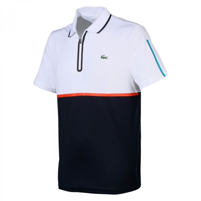 90590f9a8f Lacoste - Polo - Ref. Dh2067-00J8E - pas cher Achat / Vente Polo homme -  RueDuCommerce
