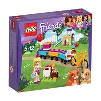 Lego - FRIENDS - Le train des animaux - 41111