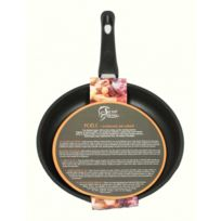 No Name - Poele 24CM Fonte D'ALU Secret De Gourmet 100140