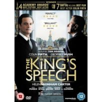 Momentum Pictures - King'S Speech, The IMPORT Anglais, IMPORT Dvd - Edition simple