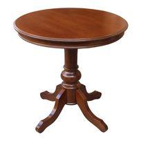Artigiani Veneti Riuniti - Petite table ronde 80 cm