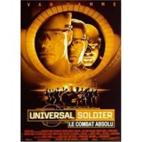 Dvd - Universal Soldier. Le Combat Absolu