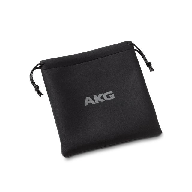 AKG Casque pliable Alu sans fil Y50BTBLK - Noir HP 40 mm - Bluetooth - 20 heures d'autonomie
