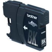 Brother - Blister, Lc-1100 Pack 2 Cart Noir Blist