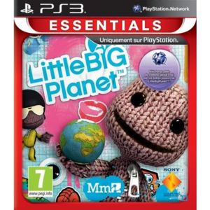 Sony - Little Big Planet - Ps3 Essentials