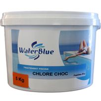 Piscine Center O'CLAIR - Chlore choc waterblue pastilles 20g - 60kg