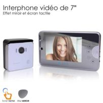 SecuriteGOODdeal - Interphone video Miroir 7&#34