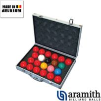 Aramith - Billes Snooker 52 mm Champion Pro Cup SuperPro1G