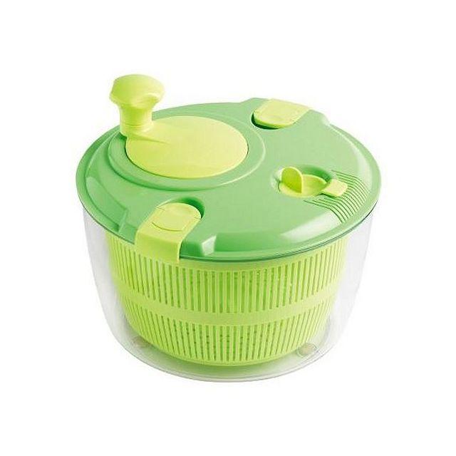 Mastrad Essoreuse à Salade à manivelle verte Gm 4,7 L
