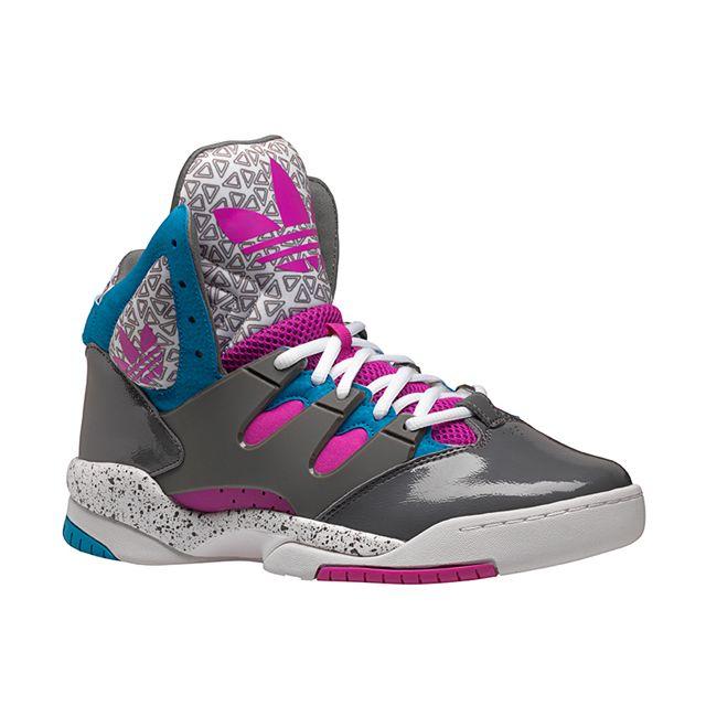 separation shoes d2886 5d5fa Adidas - Originals-GLC Gris-Rose G65794 - pas cher Achat  Vente Baskets  femme - RueDuCommerce