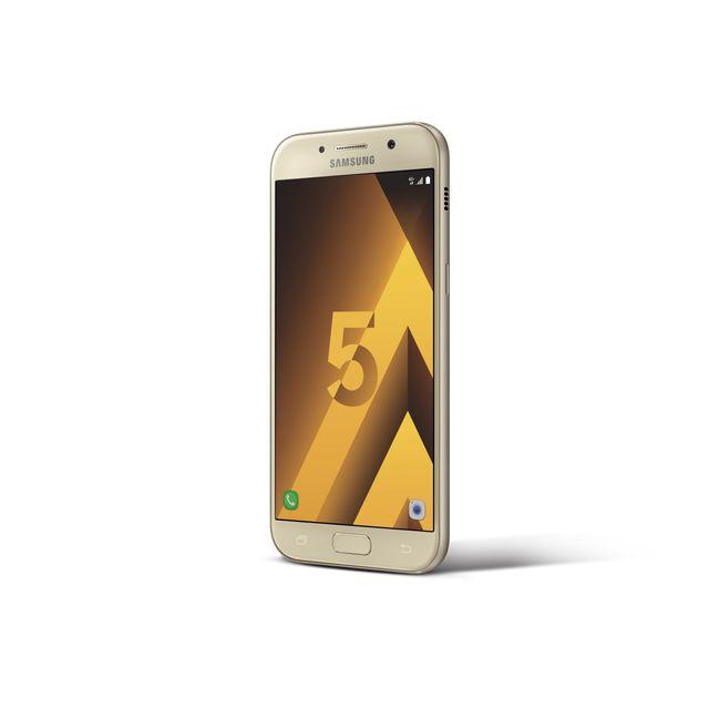Samsung - Galaxy A5 2017 - Or
