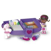 Flair - Mini Clinic - Valise-Clinique et Mini Figurines Doc et Câline Import Royaume-Uni