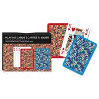 Gibsons - Jeux de cartes : Points 2 x 55 cartes