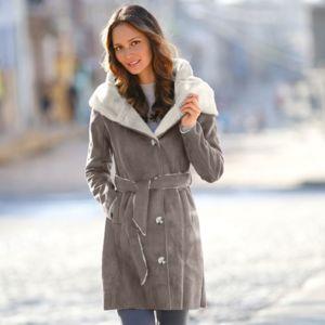 Veste manteau femme blancheporte