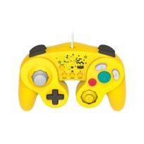 HORI - Manette Pikachu Wii U
