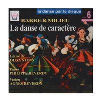 Arion - La Dance par le disque Vol.6 La danse de caractère