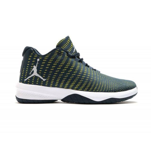 Jordan Chaussure de Basketball B.Fly Armory Navy pour
