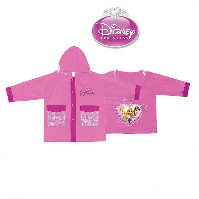 ab3301b2df6a2 Marque Generique - Veste de pluie Princesse 8 ans imperméable Parka Disney  fille