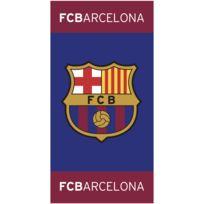 Fc Barcelone - Drap de plage Fc Barcelona 75x150
