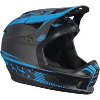 Ixs - Xact - Casque intégral - bleu/noir