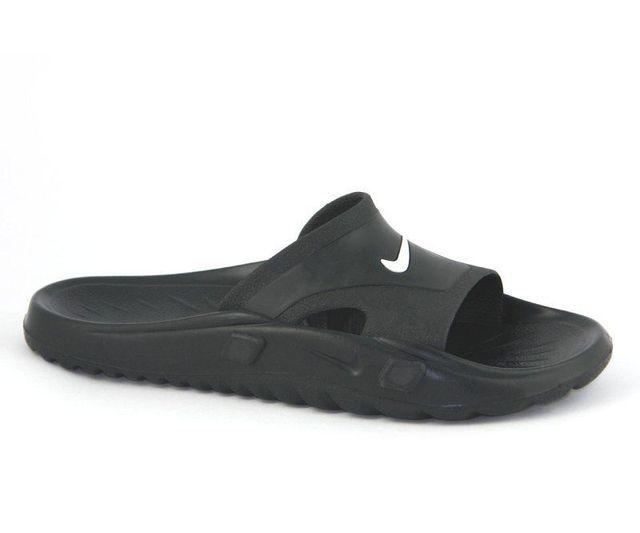 Nike Getasandal Noir 810013 011 Homme Tongs Noir Getasandal pas cher Achat c6ed07