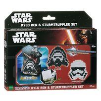 Epoch - 30159 Aquabeads Coffret Star Wars Kylo Ren et Stormtrooper