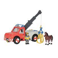 Smoby - Sam le Pompier - Sam le pompier camion grue
