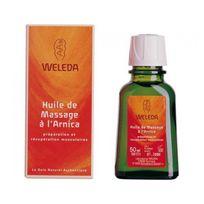Weleda - Huile de Massage à l'Arnica 50ml