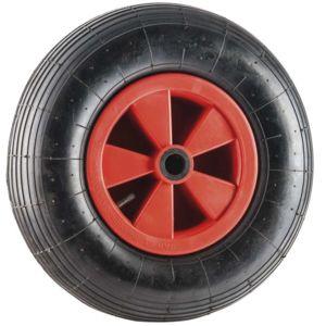 provence outillage roue gonflable axe 25mm pas cher achat vente brouette de chantier. Black Bedroom Furniture Sets. Home Design Ideas